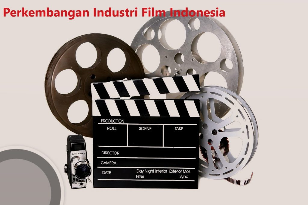 Perkembangan Industri Film Indonesia